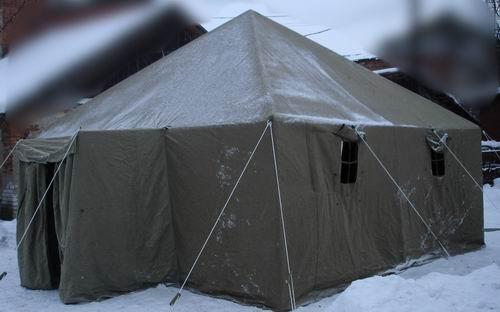 Зимняя палатка военная